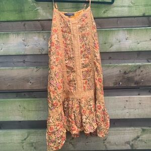 Drop-waist festival dress with the mostest!